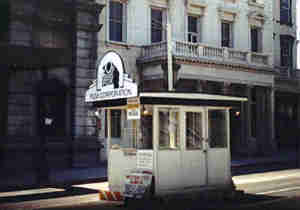 20th Century Fox Studio Gate 1975