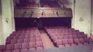 Arts Theatre Brisbane Photo view from stage