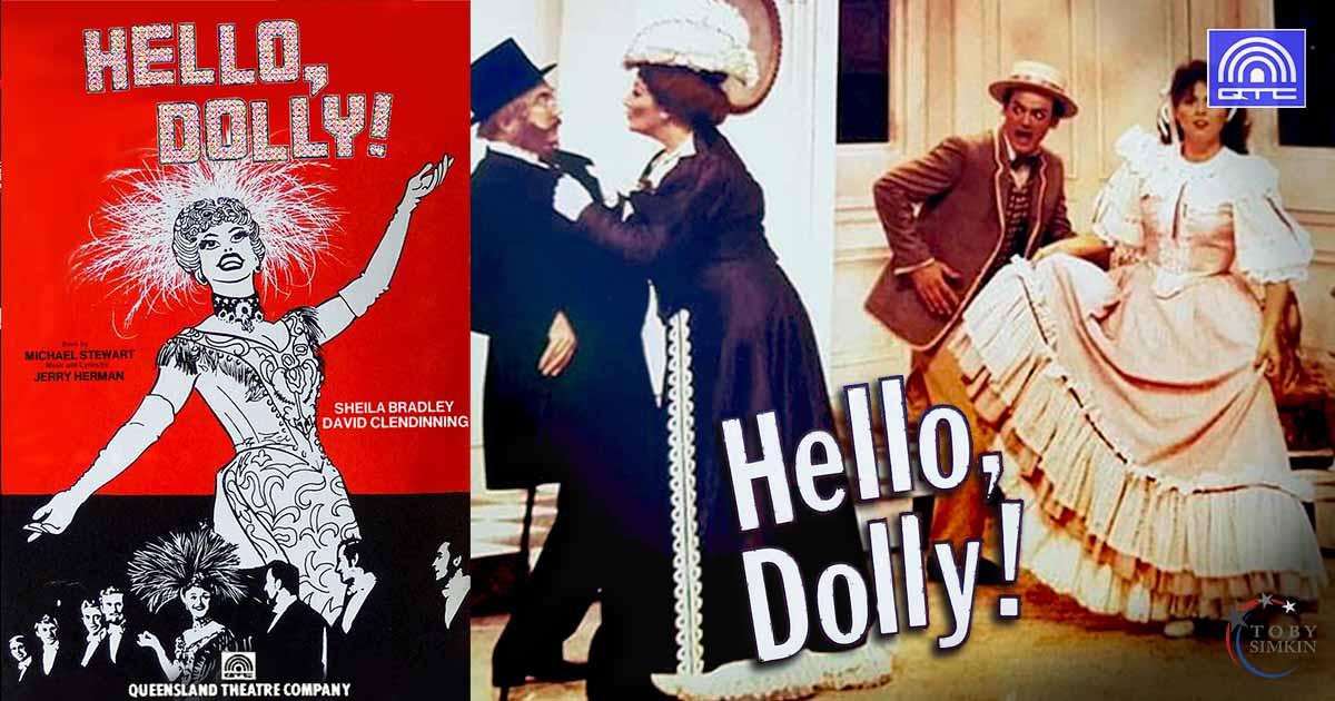 Queensland Theatre Company Hello, Dolly QTC