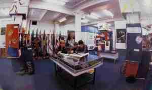 Commonwealth Games Brisbane Foundation Exhibition Room