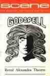 GODSPELL 1972 Toronto program cover