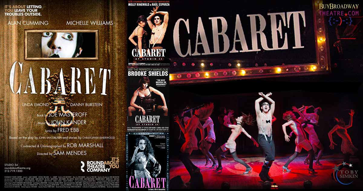 FEATURED Project CabaretBway