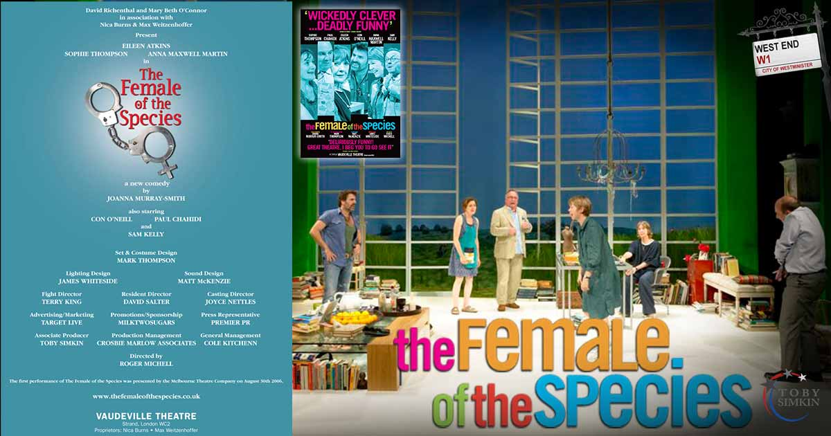 FEATURED Project FemaleOfTheSpecies