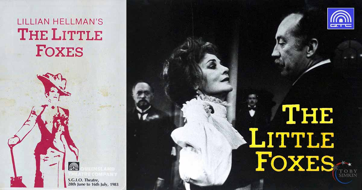 Queensland Theatre Company The Little Foxes QTC