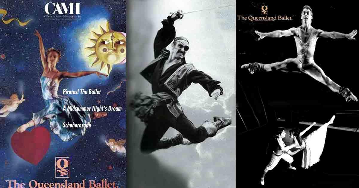 Toby Featured Queensland Ballet Tour