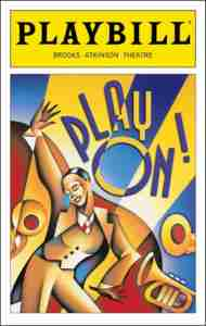 Play On Broadway Playbill cover www