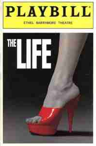 LIFE 1997 Broadway playbill cover