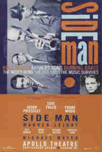 Side Man London Poster ON