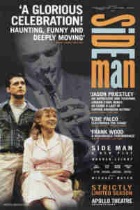 Side Man London Poster Quotes