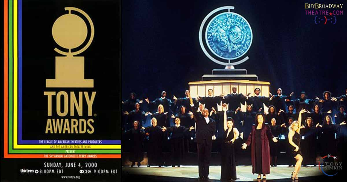 FEATURED Project TonyAwards2000