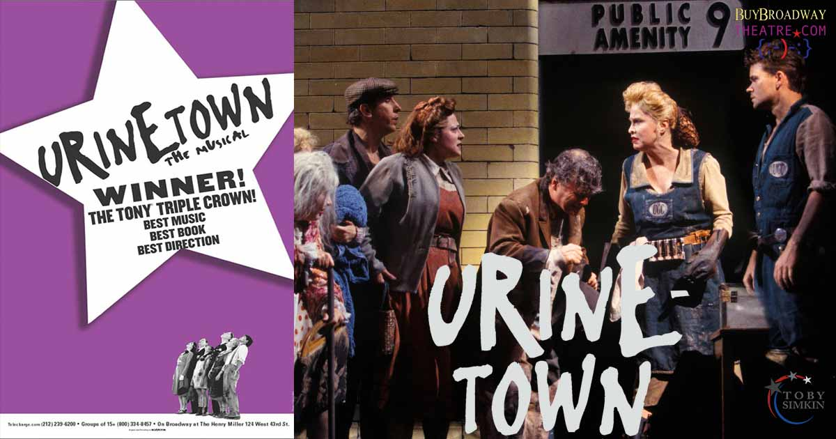 FEATURED Project UrinetownBway