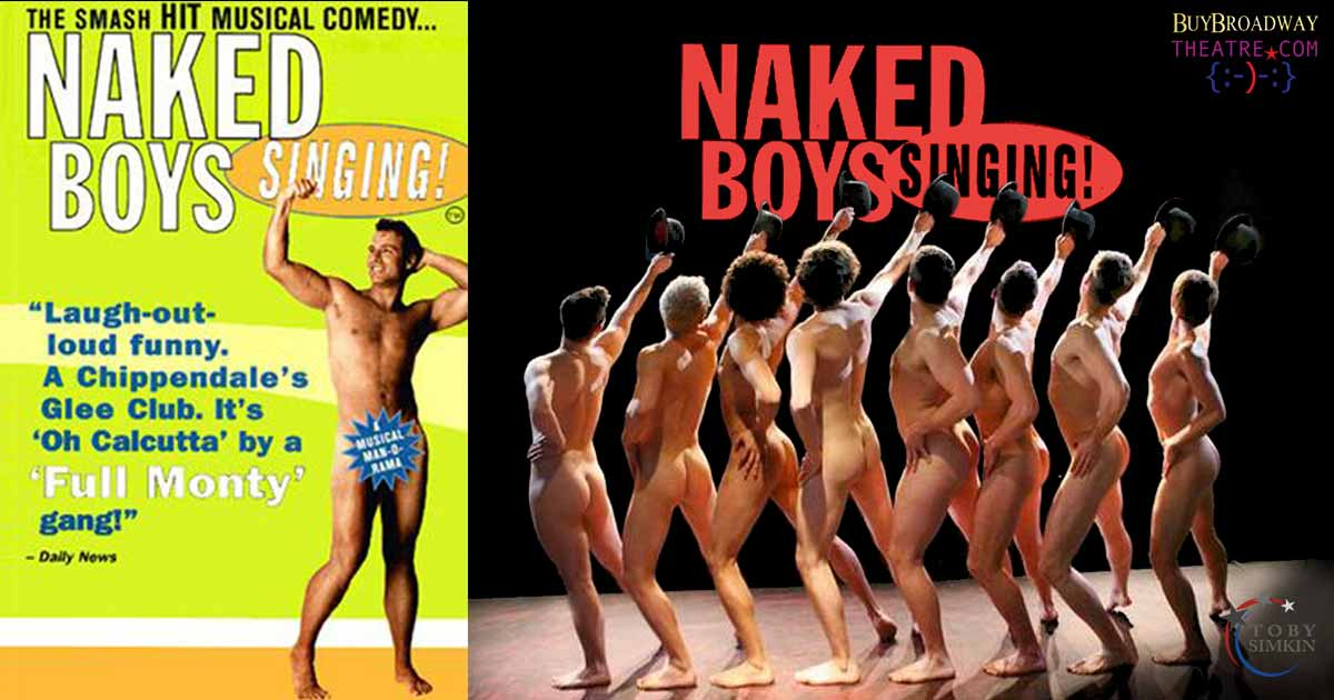 FEATURED Project NakedBoysSinging