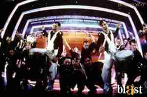 Blast 2000 Broadway photo scene 2