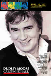 Dudley Moore Gala (New York) [Poster]