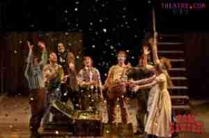 Tom Sawyer 2001 Broadway photo scene 3