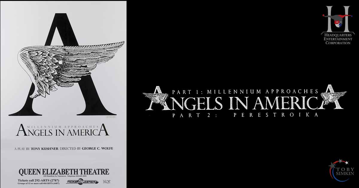 FEATURED Project AngelsInAmerica