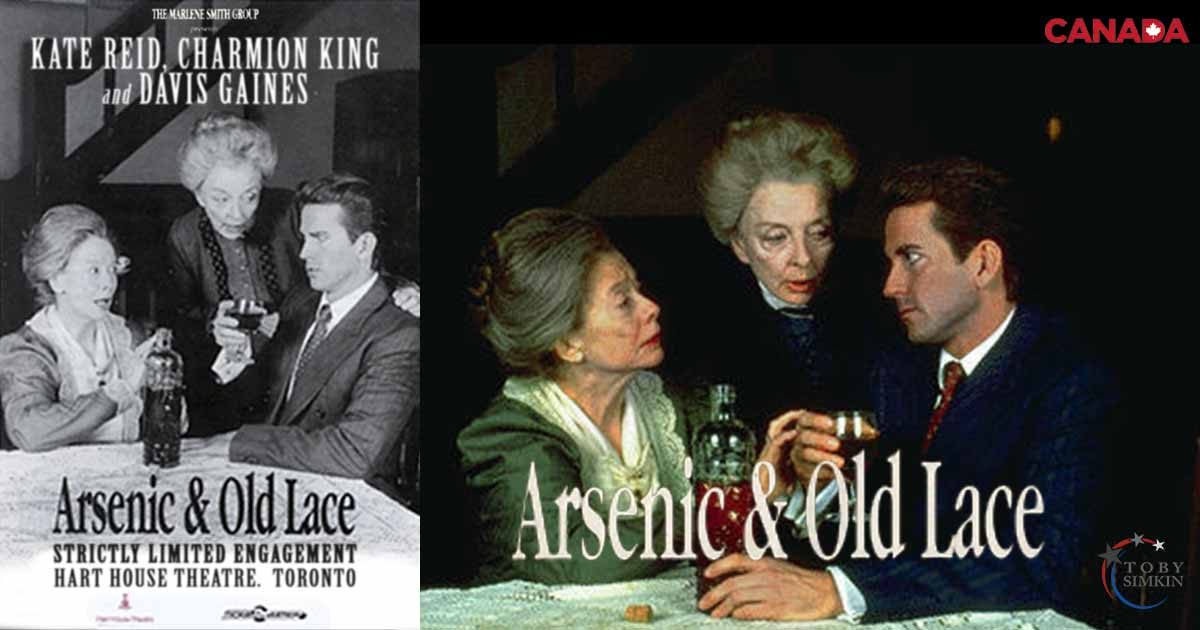 FEATURED Project ArsenicAndOldLace