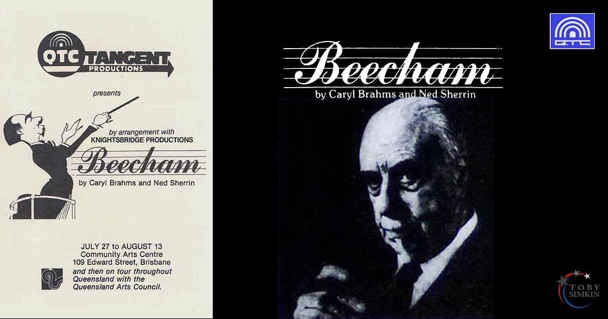 Queensland Theatre Company Beecham