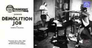 The Queensland Theatre Company production of Demolition Job (QTC, Brisbane)