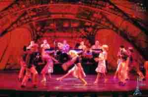 AMERICAN CANTEEN IN PARIS 2002 Celebrity Cruises photo 01
