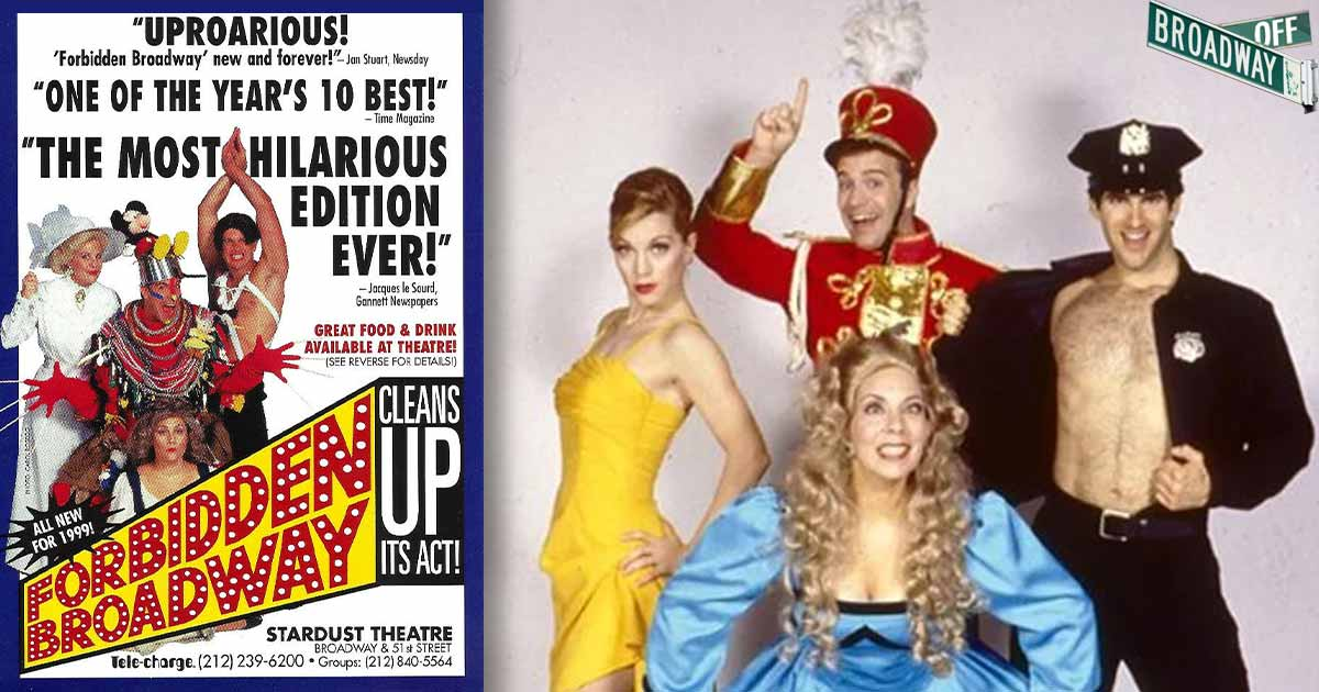 FEATURED Project Forbidden Broadway