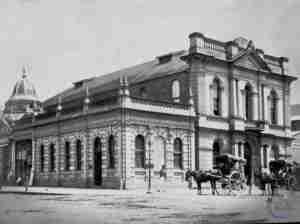 Brisbane Theatre History School Of The Arts 1877