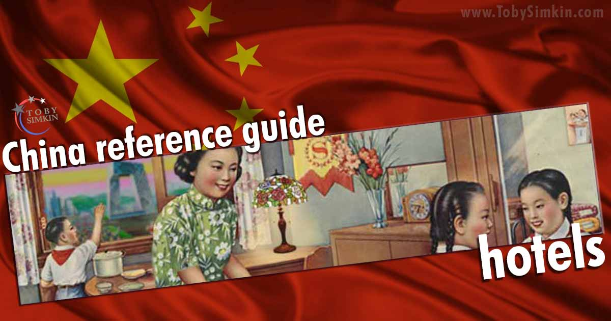 China Guide hotels