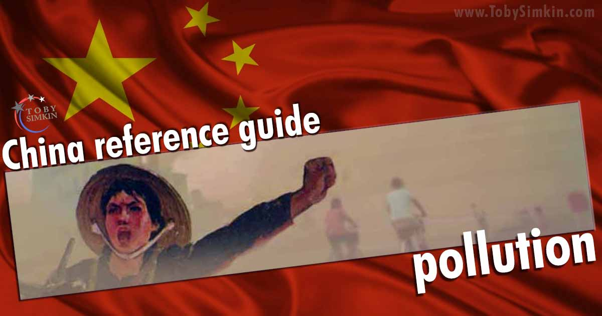 China Guide pollution