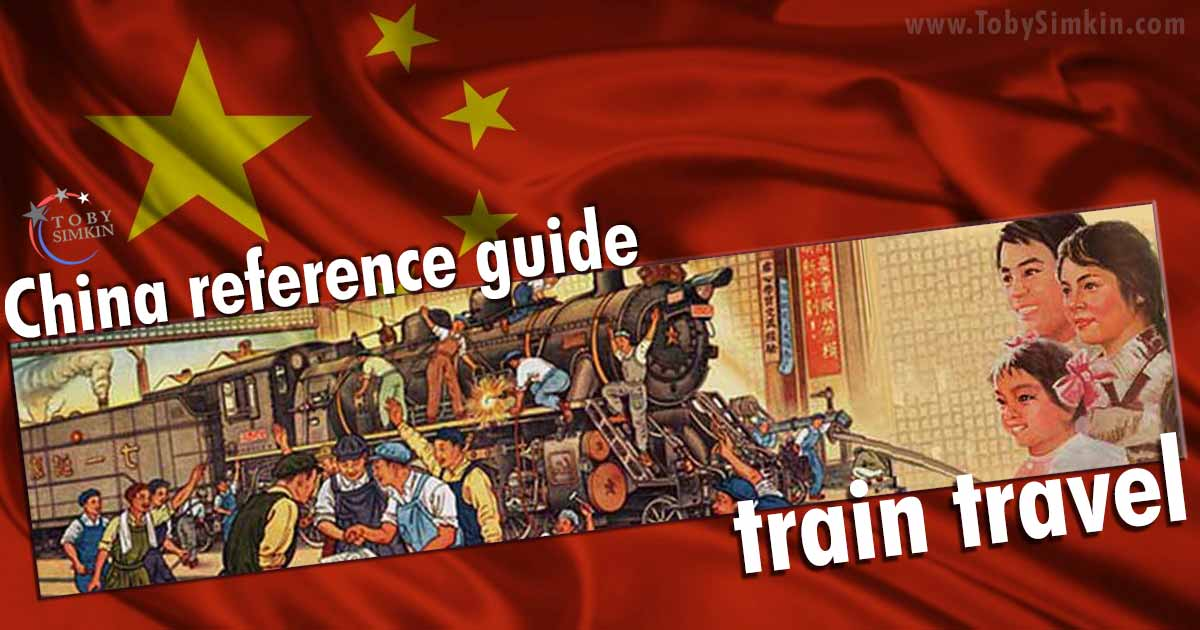 China Guide trains