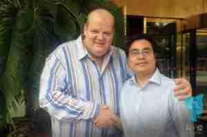 JANE EYRE 2013 China meeting ke chao ping
