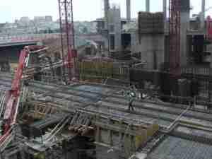 Turkey Istanbul Zorlu Tracking Construction Progress 01