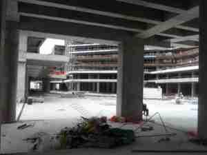 Turkey Istanbul Zorlu Tracking Construction Progress 04