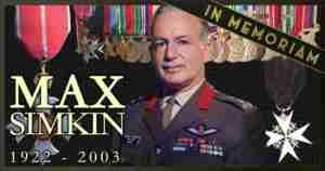 Memorial Max Simkin