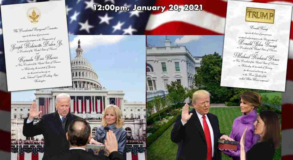 2021 Presidential inauguration