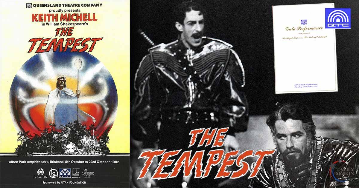Queensland Theatre Company The Tempest QTC