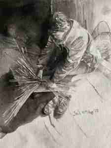 Margaret ng art Anhui work life is real and raw