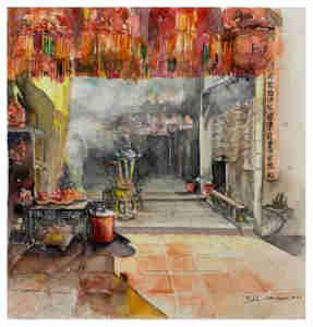 Margaret ng art mystic spiritual place of worship
