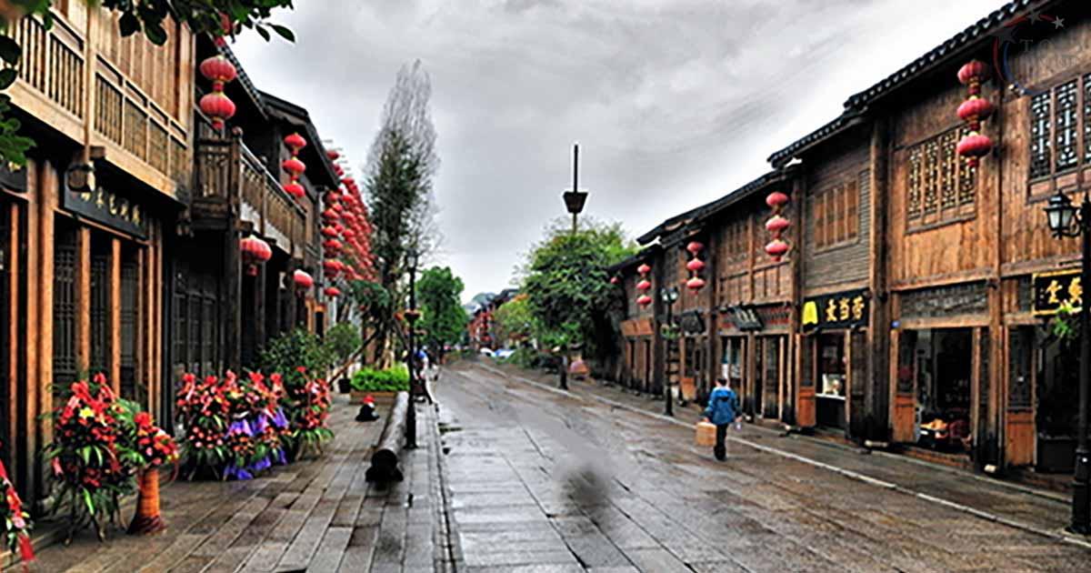 China City Fuzhou