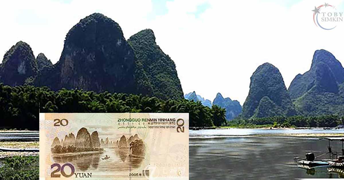 China City Guilin Li river