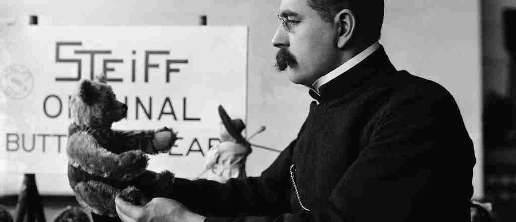 Richard Steiff February 7 1877 – March 30 1940