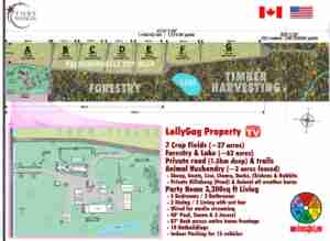 LollyGag Property Layout Limits