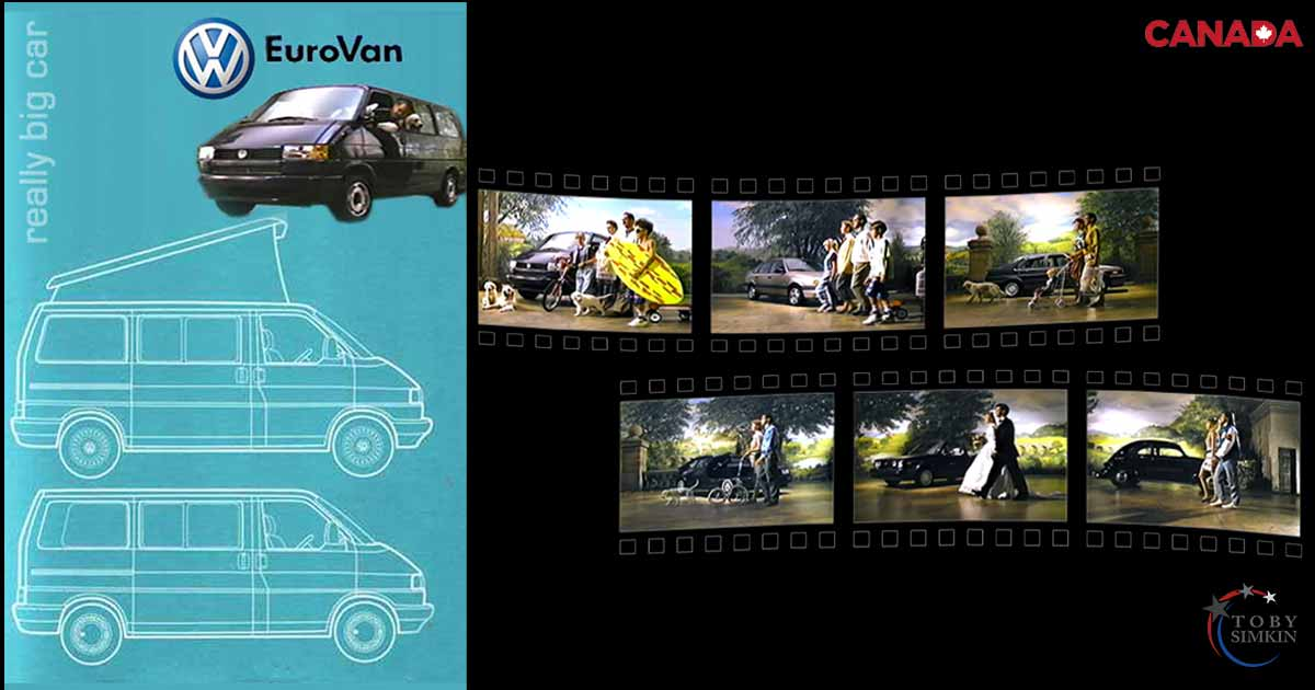 FEATURED Project Eurovan