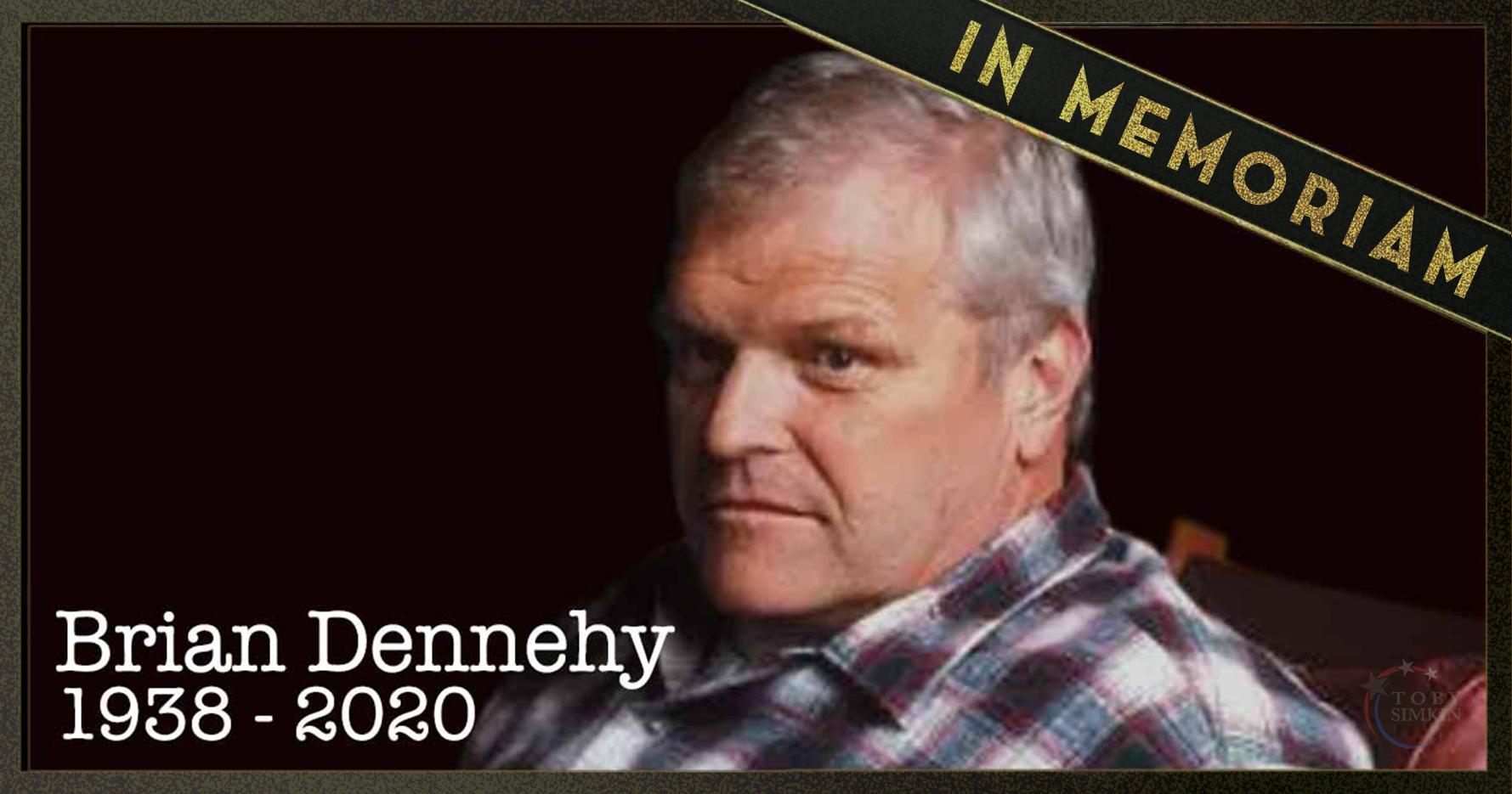 Brian Dennehy Memorium
