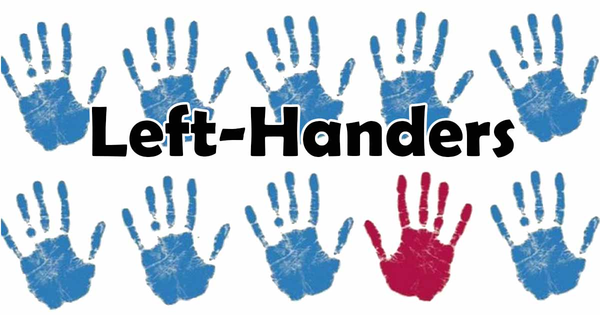 Toby Featured Left Handers