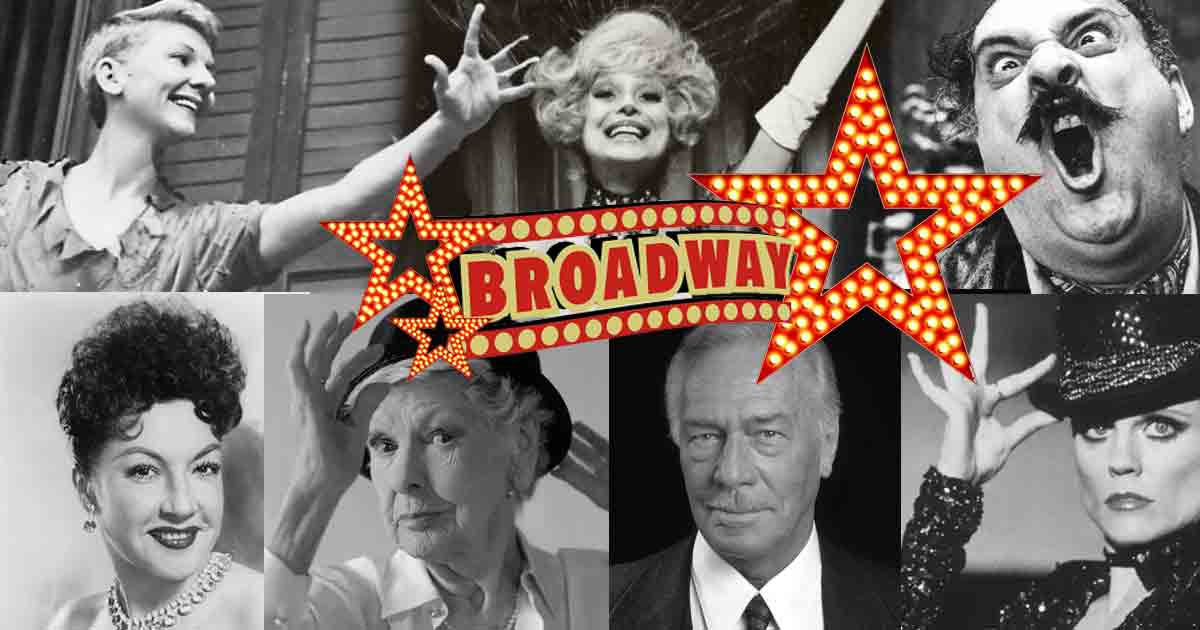 Toby Featured Broadway Stars