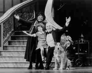 Annie Broadway 20th Anniversary Production Annie starring Nell Carter