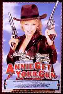 Annie Get Your Gun (Broadway) Cheryl [Poster]