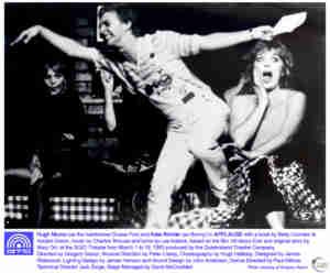 Applause starring Noeline Brown Jim Dale & Zoe Bertram (QTC Brisbane) [Photo] Hugh and Kate