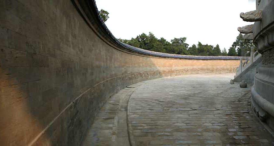 Beijing Temple of Heaven Echo Wall