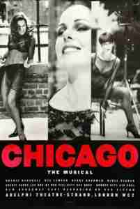 Chicago London Poster 1